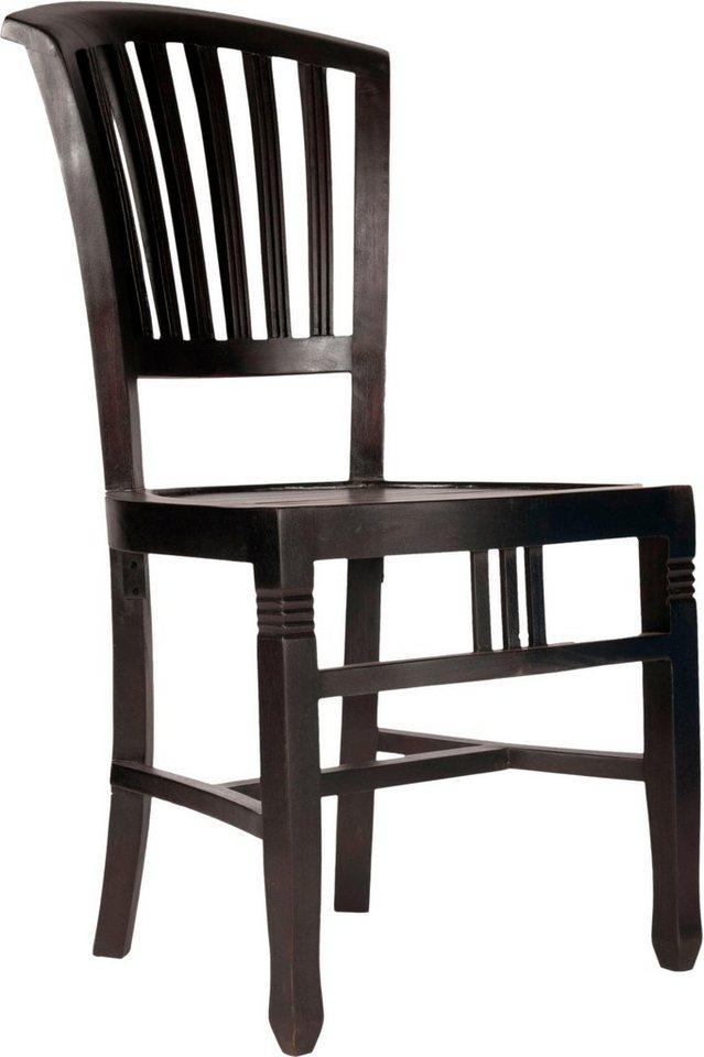 Sit Stuhl Samba Im Kolonialstil Fsc Zertifiziertes Massivholz Online Kaufen Otto