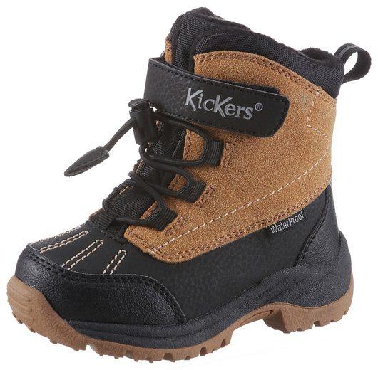 Kickers »Jump« Lauflernschuh aus wasserabweisendem Synthetik