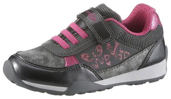 Geox Kids »New Jocker Girl« Sneaker mit hübscher Glitzerapplikation