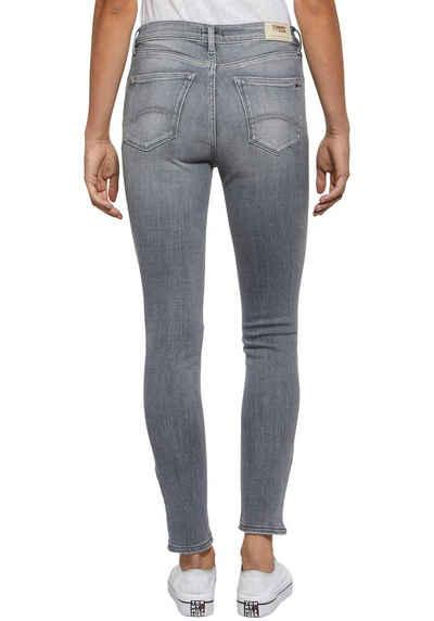 6048c02872e8e4 TOMMY JEANS 5-Pocket-Jeans »Nora« mit Tommy Jeans Logo-Flag