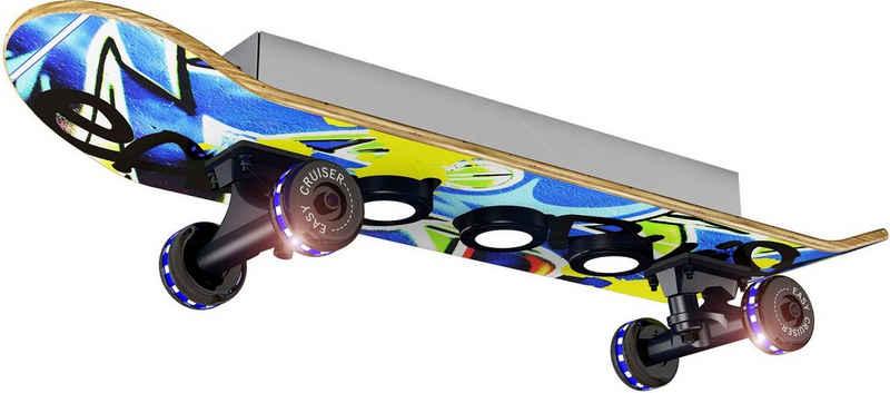 EVOTEC LED Deckenleuchte »EASY CRUISER GRAFFITI«, LED Deckenlampe