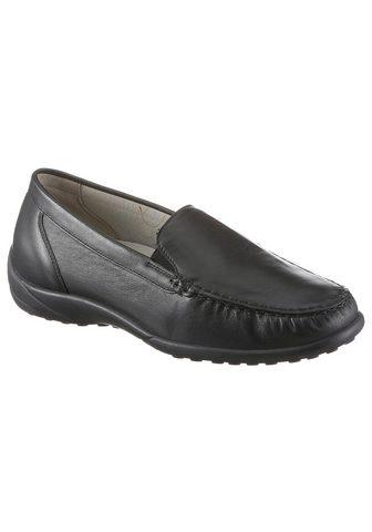 WALDLÄUFER Туфли на удобной подошве туфли-слиперы...