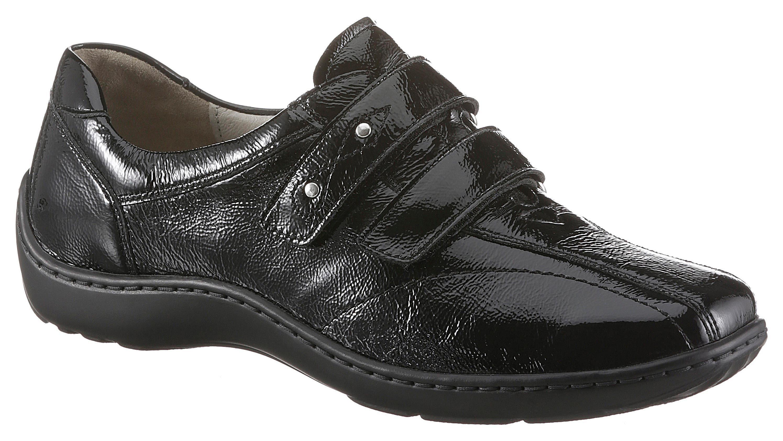 Waldläufer »HENNI« Klettschuh in Glanzoptik und komfortabler Schuhweite H online kaufen | OTTO