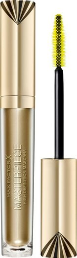 MAX FACTOR Mascara »Masterpiece«