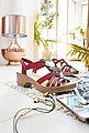 Aniston by BAUR Schlupfhose mit Tropical Print, Bild 14