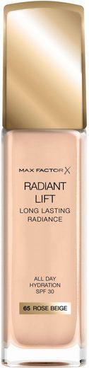 MAX FACTOR Foundation »Radiant Lift«