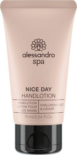 alessandro international Handcreme »SPA NICE DAY«