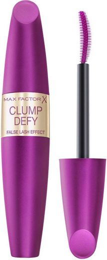 MAX FACTOR Mascara »Clump Defy False Lash Effect«