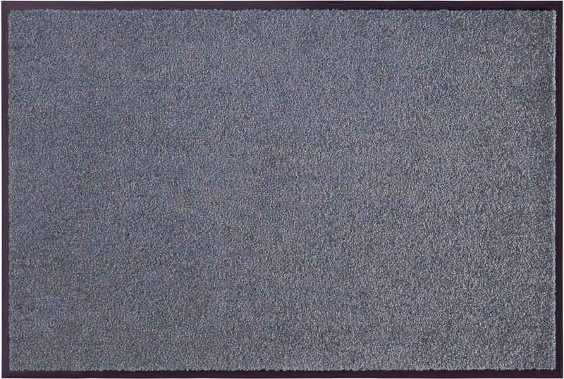 Fußmatte »Wash & Clean«, HANSE Home, rechteckig, Höhe 7 mm, In- und Outdoor geeignet, waschbar