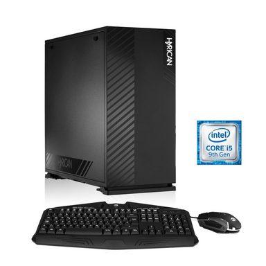 HYRICAN Gaming PC i5-9400F 8GB 240GB 1TB GeForce GTX 1650 »Alpha 6348«