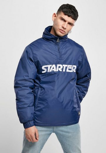 Starter Leichtdaunenjacke »ST052 Starter Logo Half Zip Jacke«