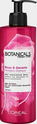 BOTANICALS Haarshampoo »Geranie Glanz-Ritual«
