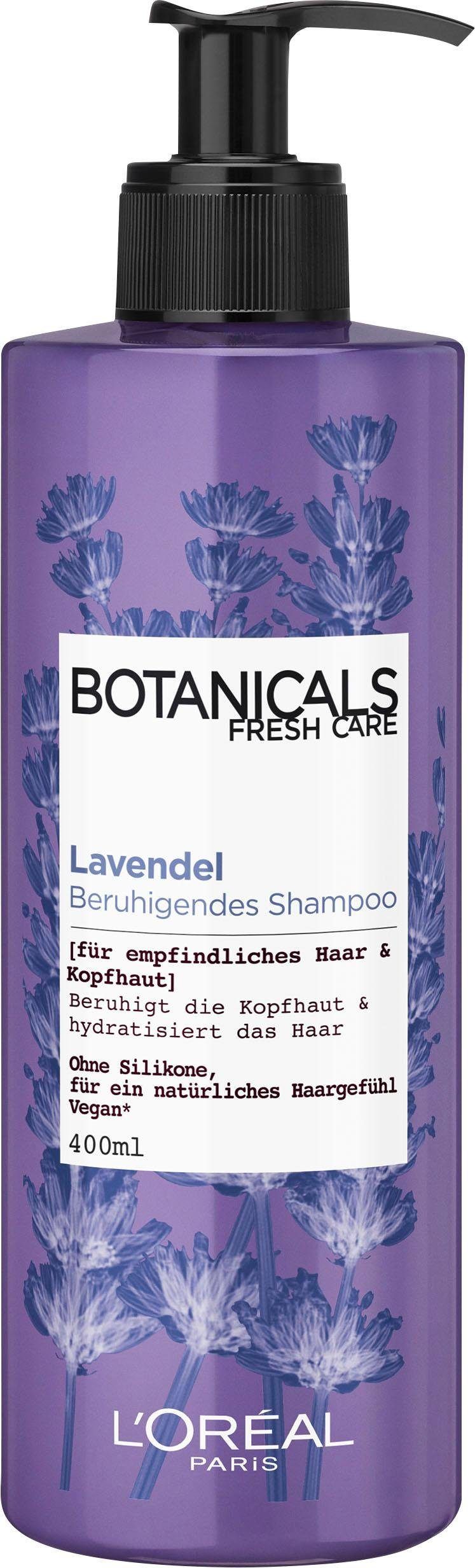 BOTANICALS Haarshampoo »Lavendel Hydratisierende Pflege«