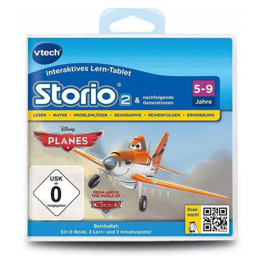 "Vtech® Storio 2, 3 & Max Lernspiel ""Planes"""