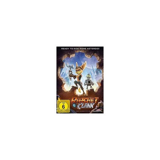 Universal DVD Ratchet & Clank