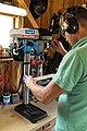 Scheppach Tischbohrmaschine »DP19Vario«, 220-240 V, max. 2580 U/min, Bild 4