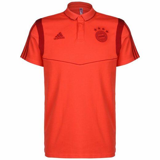 adidas Performance Poloshirt »Fc Bayern München Cotton«