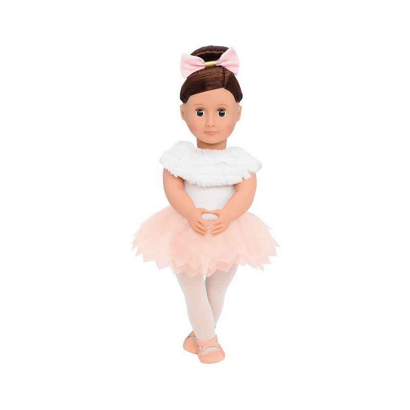 Our Generation Anziehpuppe »Puppe Ballerina Valencia 46cm«