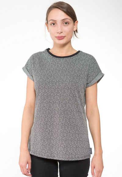 Ezekiel T-Shirt mit textilem Muster