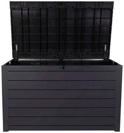 ONDIS24 Gartenbox »Ontario«, Auflagenbox für Loungemöbel, 870 Liter, UV-beständig
