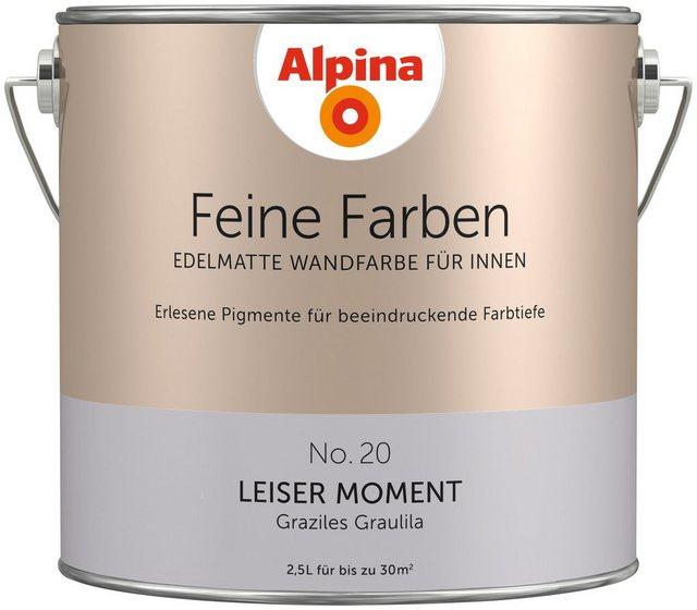 Alpina Feine Farben Leiser Moment, lila