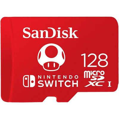 Sandisk »microSDXC UHS-I für Nintendo Switch 128GB« Speicherkarte