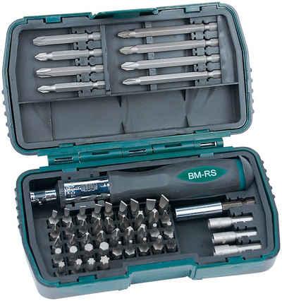 Brüder Mannesmann Werkzeuge Bit-Set, 53-St.
