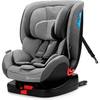 Kinderkraft Autokindersitz »Kinderautositz Vado mit Isofix-System, schwarz«