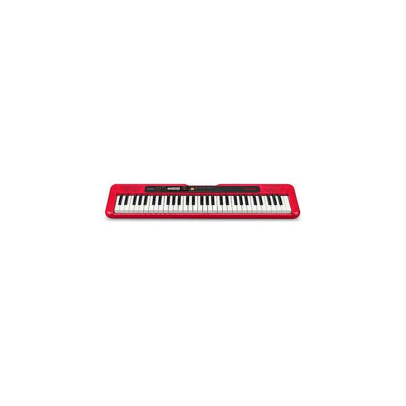 CASIO Spielzeug-Musikinstrument »Standard-Keyboard CT-S200RD«