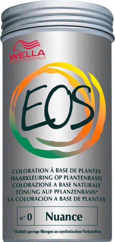 Wella Professionals Haartönung »EOS Golden Curry«, pflanzliche Basis