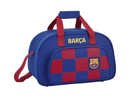 FC Barcelona Sporttasche »FC Barcelona - Sporttasche, 40x24x23 cm« (Reißverschluss, Jungen), Geringes-Gewicht
