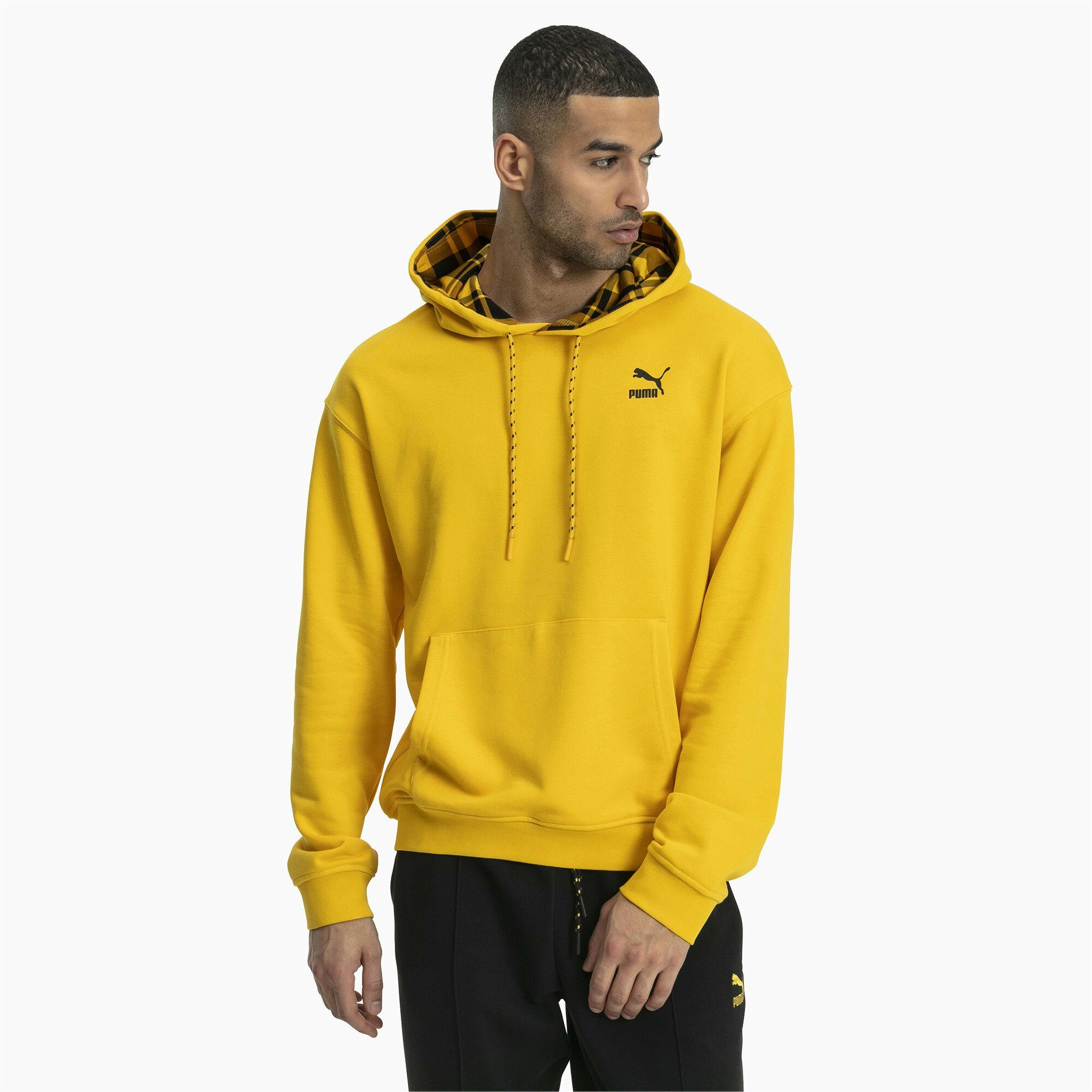 PUMA Sweater »Evolution Herren Hoodie«, Normale Passform