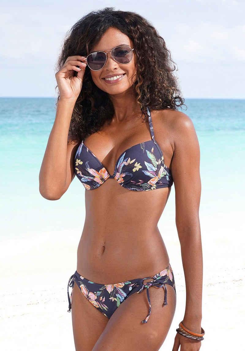 LASCANA Bikini-Hose »Malia«, zum Binden