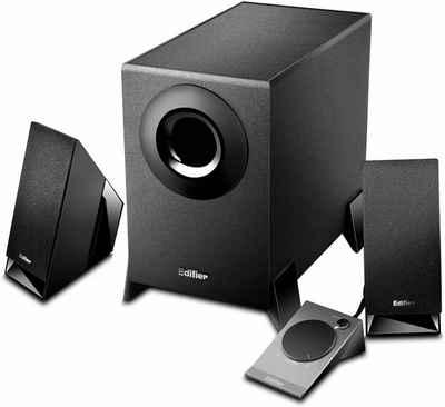 Edifier® M1360 2.1 Lautsprechersystem Kabelfernbedienung Lautsprechersystem