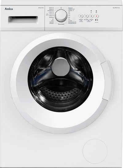 Amica Waschmaschine WA 461 010 W, 6 kg, 1000 U/min