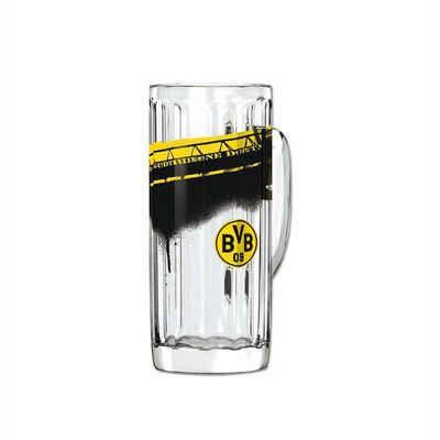 Borussia Dortmund Glas »Pilsglas mit Südtribüne (0,5l)«