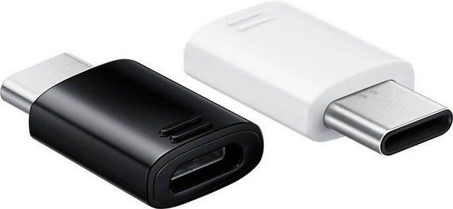 Samsung USB-C auf Micro USB Adapter, EE-GN930 3er Pack USB-Adapter USB Micro-B zu USB Typ C