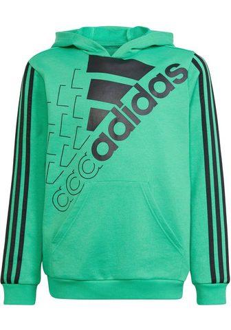 adidas Performance Sportinis megztinis su gobtuvu »LOGO H...