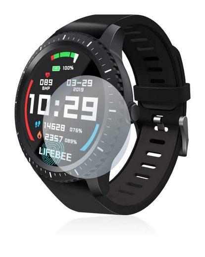 BROTECT Schutzfolie »Panzerglasfolie für Lifebee Watch 3«, Schutzglas Glasfolie klar