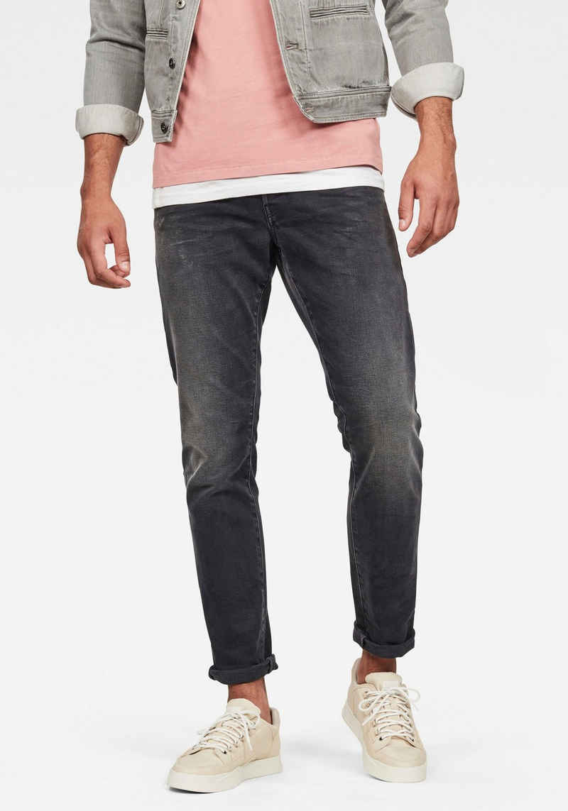 G-Star RAW Regular-fit-Jeans »3301 Straight Tapered«