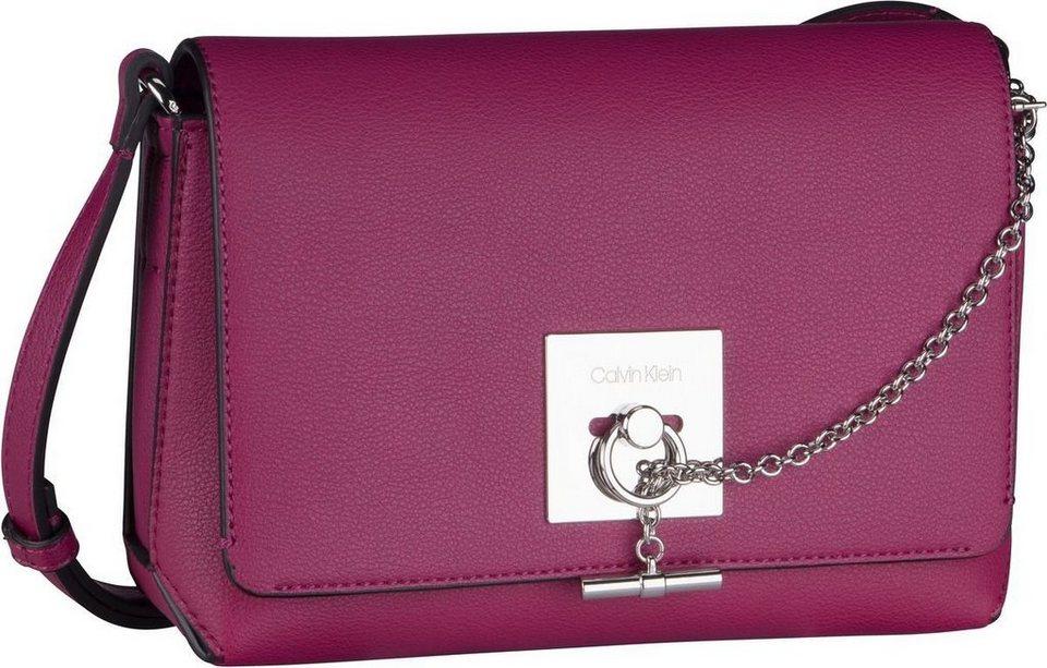 201c0a639d329 Calvin Klein Umhängetasche »CK Lock Medium Flap Crossbody« online ...