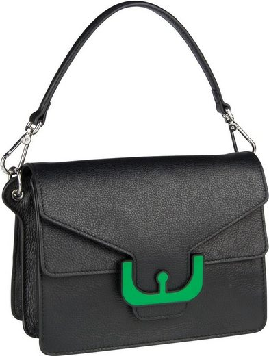 COCCINELLE Handtasche »Ambrine Graphic Noir 1201«