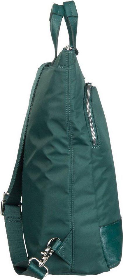Knomo Laptoprucksack »Mayfair Harewood 15´´«   Taschen > Rucksäcke   Grün   Nylon - Leder   Knomo