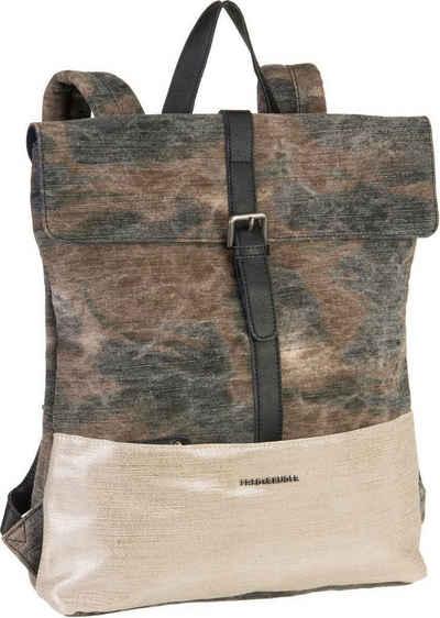 Кожаный рюкзак FREDsBRUDER