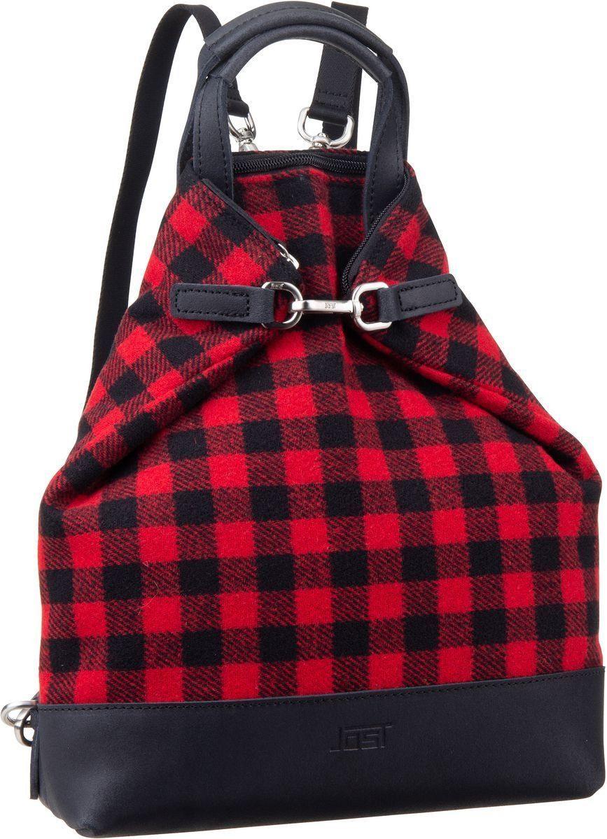 Jost Beutelrucksack »Nura 3830 X-Change 3in1 Bag XS«