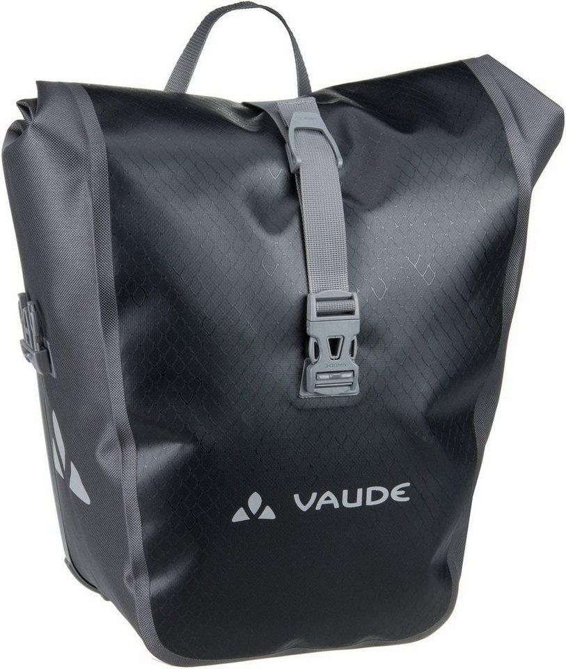 VAUDE Fahrradtasche »Aqua Front«   Taschen > Businesstaschen   Schwarz   VAUDE