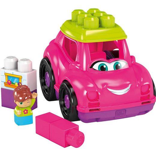 Mattel® Mega Bloks Kleines Fahrzeug Cabrio