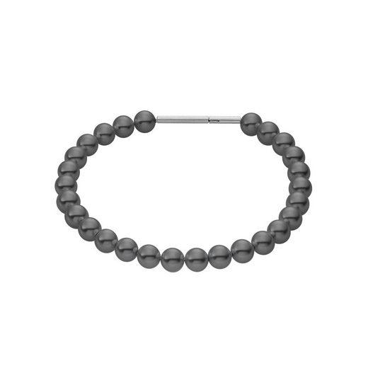Heideman Armband »Perlenarmband Iv Poliert«, Perlenarmband