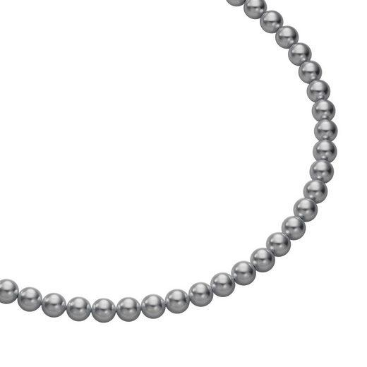 Heideman Kette mit Anhänger »Perlenkette No. 8«, Collier mit Swarovski Perlen weiß oder farbig