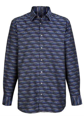 ROGER KENT šventiniai marškiniai su Jacquardmuste...